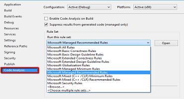 Code Analysis Tool