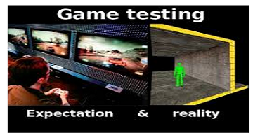 Online 3D Game Testing