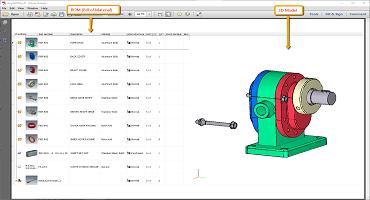 3D PDF Template