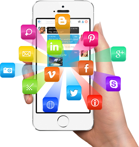 Login and Integrating with social media