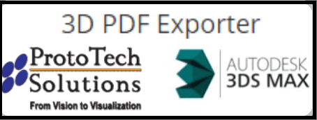 3d pdf exporter for 3ds max