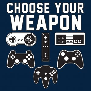 game weapon